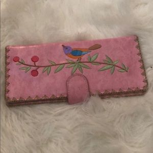 Accessories - Darling leather wallet
